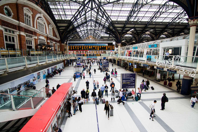 Liverpool station